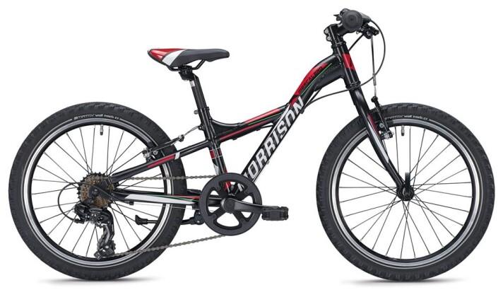 Kinder / Jugend Morrison MESCALERO X20 Y-Lite / black-red 2020