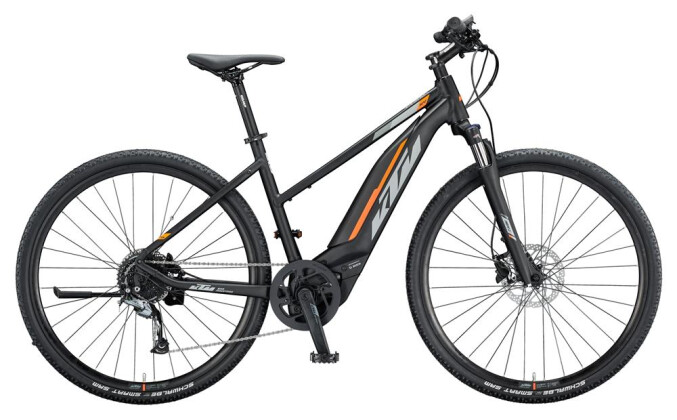 E-Bike KTM MACINA CROSS 520 2020