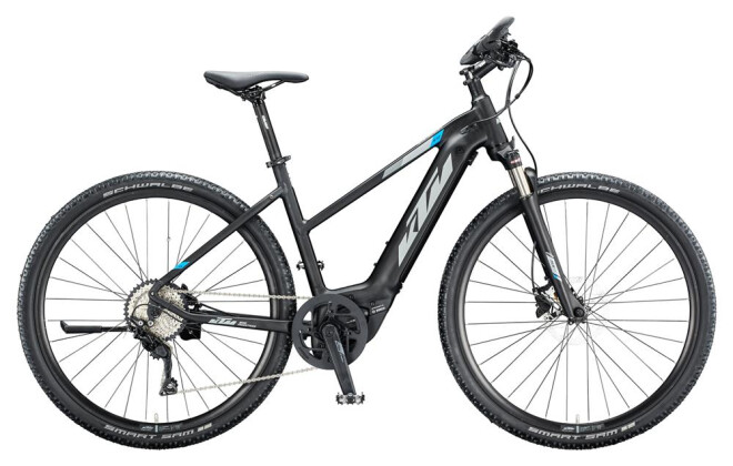 E-Bike KTM MACINA CROSS 510 2020