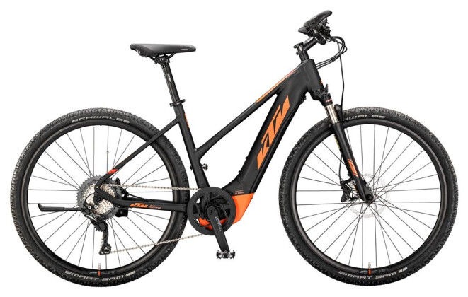 E-Bike KTM MACINA CROSS 620 2020