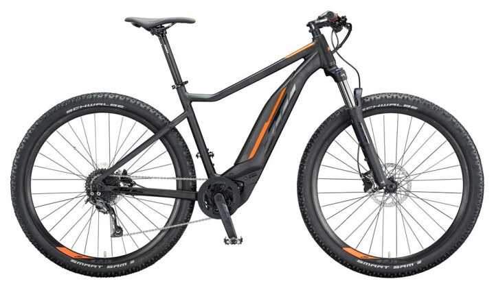 E-Bike KTM MACINA ACTION 291 2020
