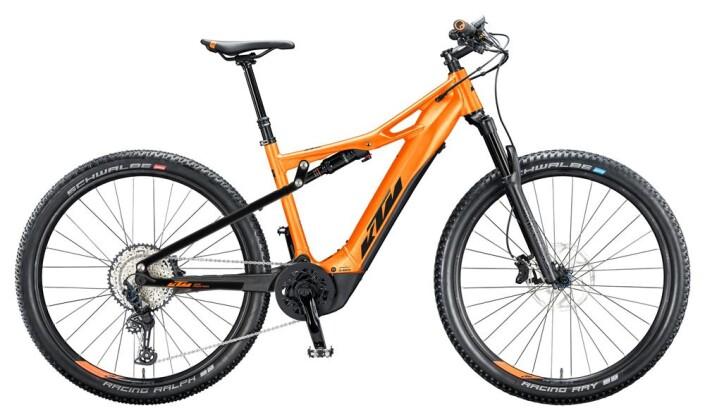 E-Bike KTM MACINA CHACANA 293 2020