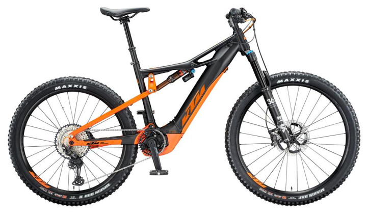 E-Bike KTM MACINA KAPOHO 2971 2020