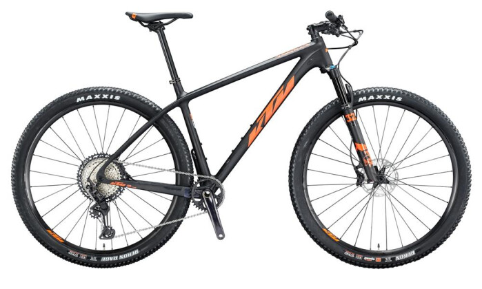Mountainbike KTM MYROON MASTER 2020