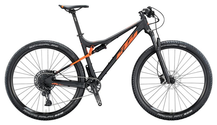 Mountainbike KTM SCARP 294 2020