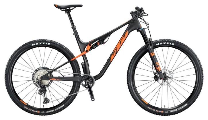 Mountainbike KTM SCARP MT MASTER 2020