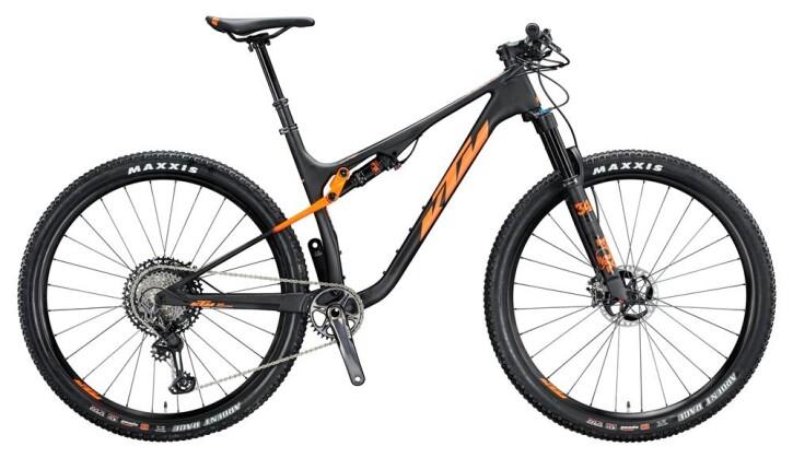 Mountainbike KTM SCARP MT PRIME 2020