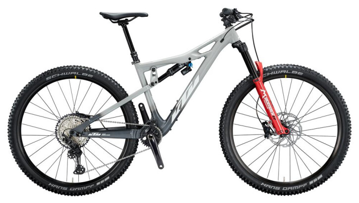 Mountainbike KTM PROWLER 291 2020
