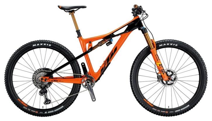 Mountainbike KTM PROWLER SONIC 2020