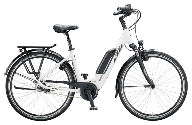 E-Bike KTM MACINA CENTRAL 8 2020