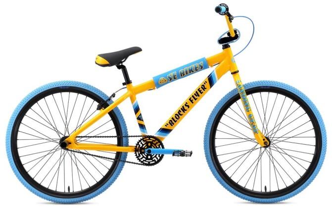 """BMX SE Bikes BLOCKS FLYER 26"""" 2020"""