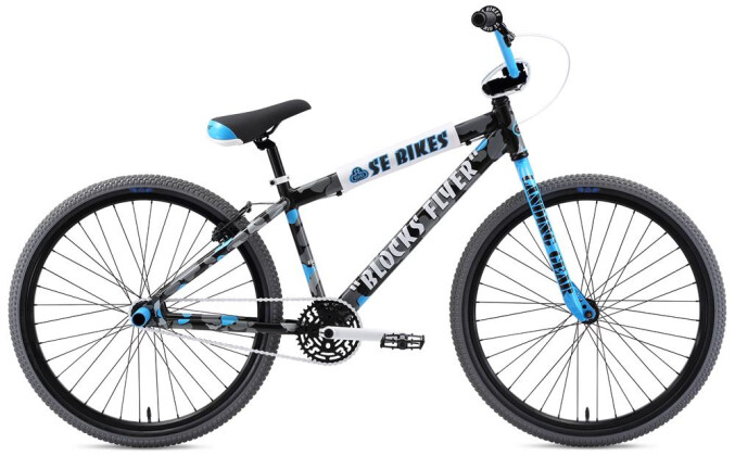 "BMX SE Bikes BLOCKS FLYER 26"" 2020"