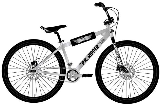 BMX SE Bikes Perry Kramer PK Ripper 27.5 2020