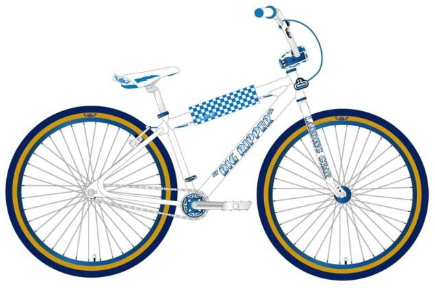 """BMX SE Bikes BIG Ripper 29"""" 2020"""