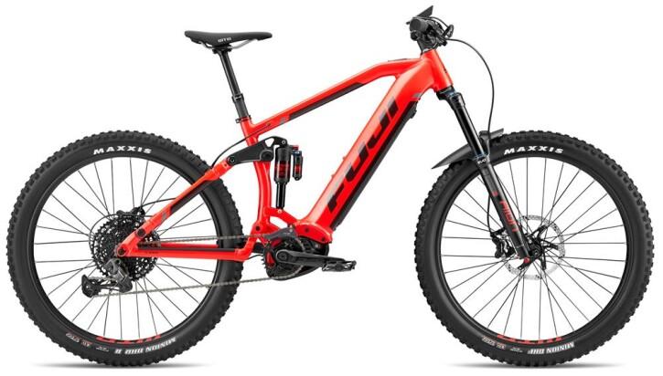 E-Bike Fuji BlackHill Evo 27.5+ 1.3 2020