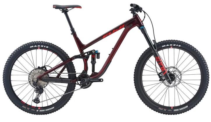 Mountainbike Fuji Auric 27.5 LT 1.3 2020