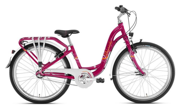 Kinder / Jugend Puky Skyride 24-7 Alu light berry 2020