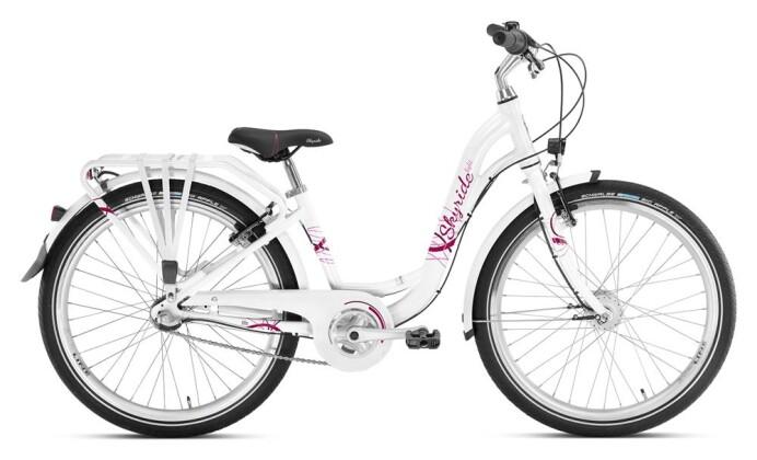 Kinder / Jugend Puky Skyride 24-3 Alu light weiß 2020