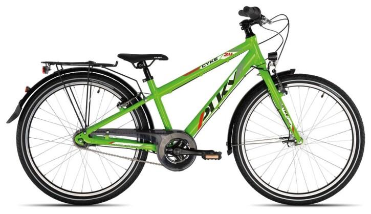 Kinder / Jugend Puky Cyke 24-7 Alu light kiwi 2020