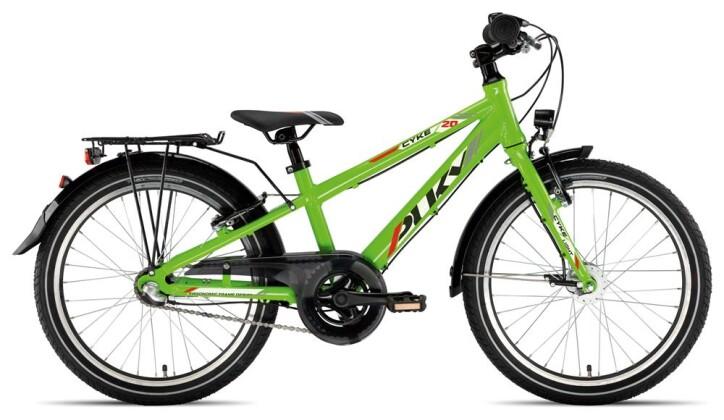 Kinder / Jugend Puky Cyke 20-3 Alu light kiwi 2020