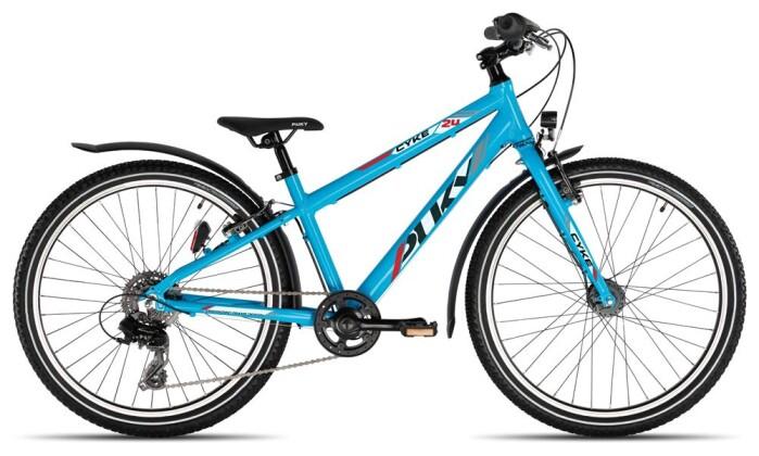 Kinder / Jugend Puky Cyke 24-8 Alu Active light fresh blue 2020
