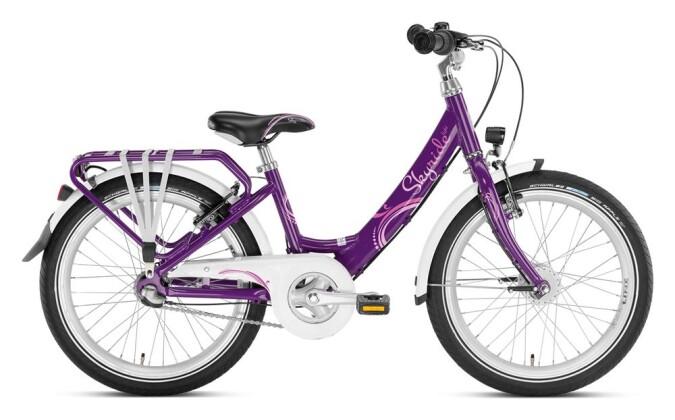 Kinder / Jugend Puky Skyride 20-3 Alu light lila 2020