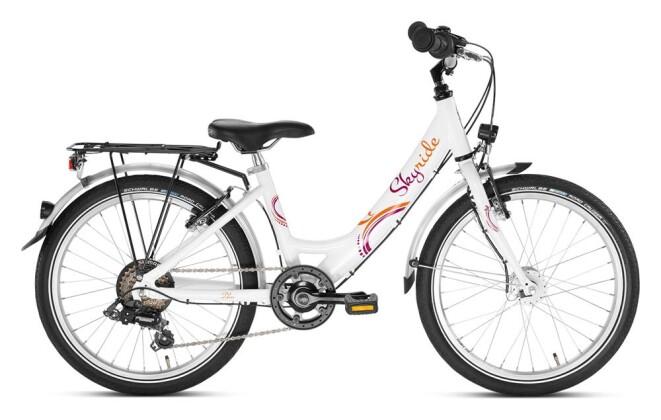 Kinder / Jugend Puky Skyride 20-6 Alu weiß 2020