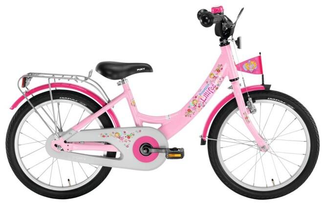 Kinder / Jugend Puky ZL 18-1 Alu Prinzessin Lillifee 2020