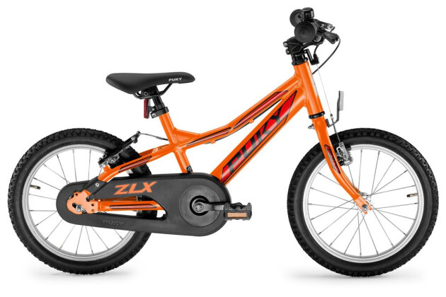Kinder / Jugend Puky ZLX 16-1F Alu racing orange 2020