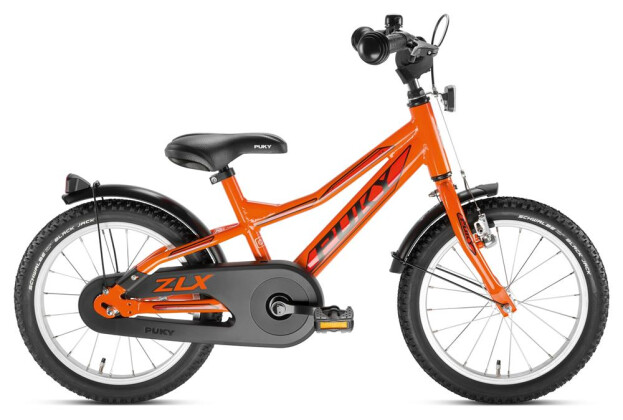 Kinder / Jugend Puky ZLX 16-1 Alu racing orange 2020