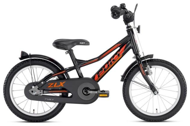 Kinder / Jugend Puky ZLX 16-1 Alu schwarz 2020