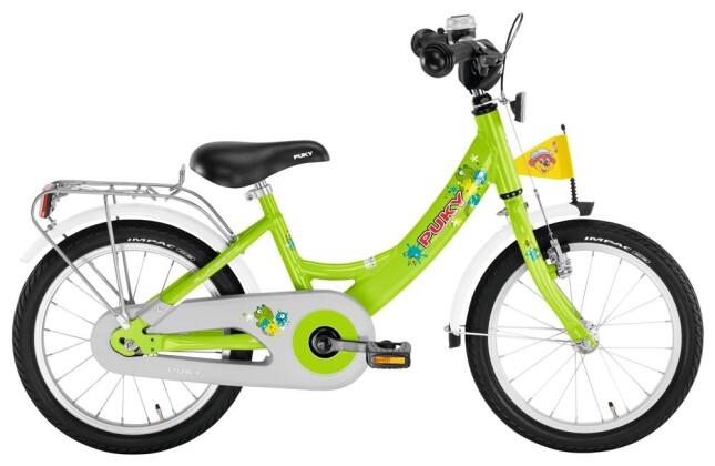 Kinder / Jugend Puky ZL 16-1 Alu kiwi 2020