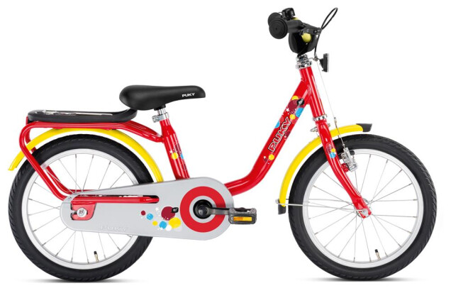 Kinder / Jugend Puky Z 6 rot 2020