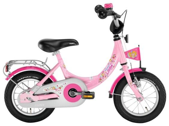Kinder / Jugend Puky ZL 12-1 Alu Prinzessin Lillifee 2020
