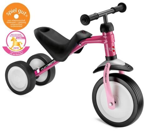 Kinder / Jugend Puky PUKYMOTO® berry / rosé 2020