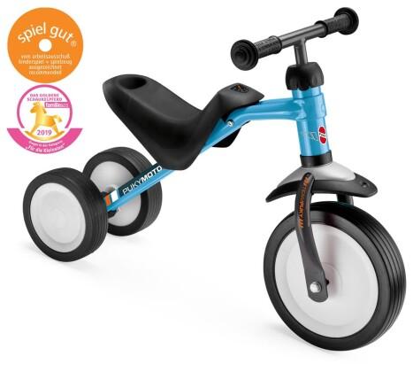 Kinder / Jugend Puky PUKYMOTO® blau / anthrazit 2020
