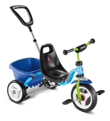 Kinder / Jugend Puky CAT 1S blau / kiwi 2020
