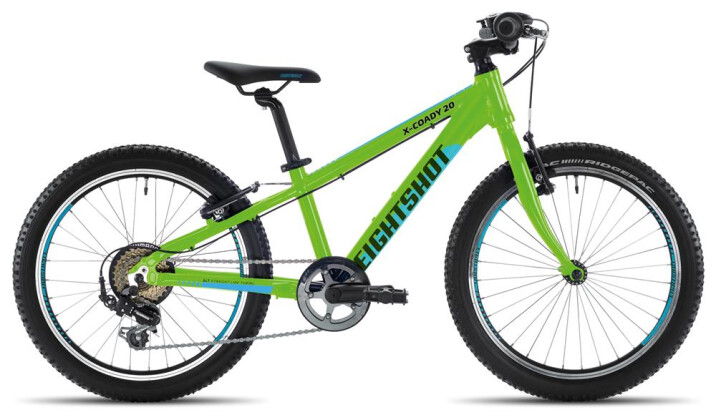 Kinder / Jugend Eightshot X-COADY 20 green/blue 2020