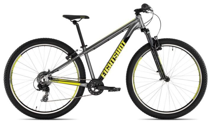 Kinder / Jugend Eightshot X-COADY 275 FS grey/yellow 2020