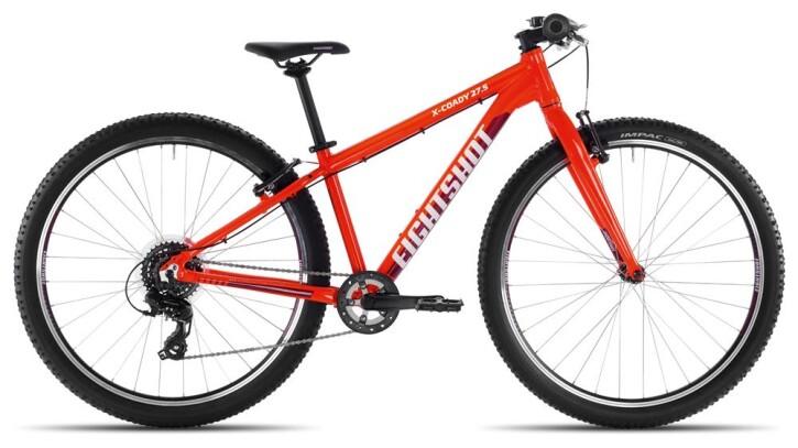 Kinder / Jugend Eightshot X-COADY 275 SL orange/red/white 2020