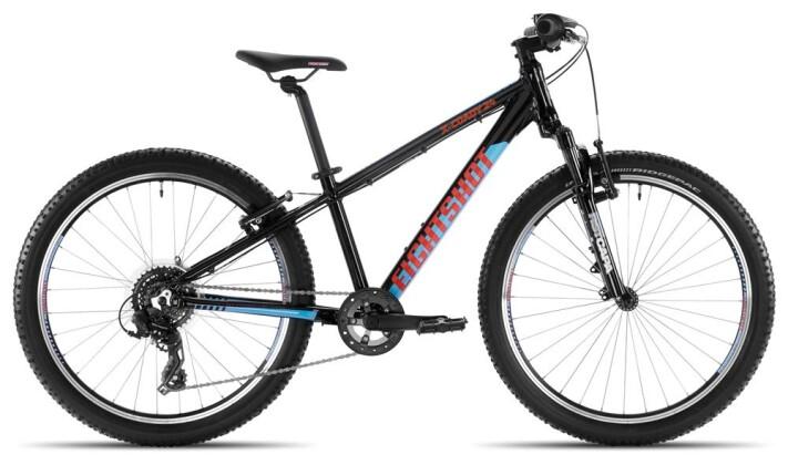 Kinder / Jugend Eightshot X-COADY 24 FS black/blue/orange 2020