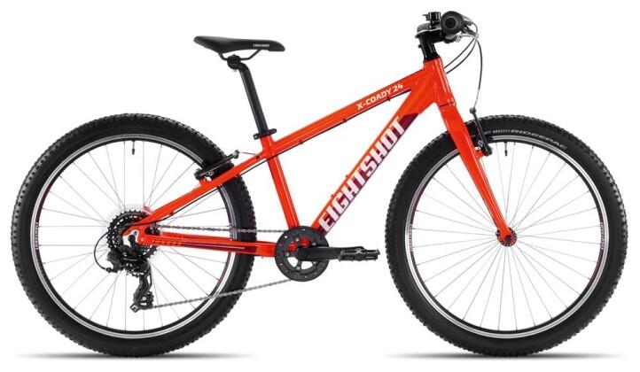 Kinder / Jugend Eightshot X-COADY 24 SL orange/red/white 2020