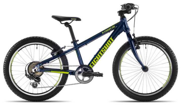 Kinder / Jugend Eightshot X-COADY 20 blue/yellow 2020
