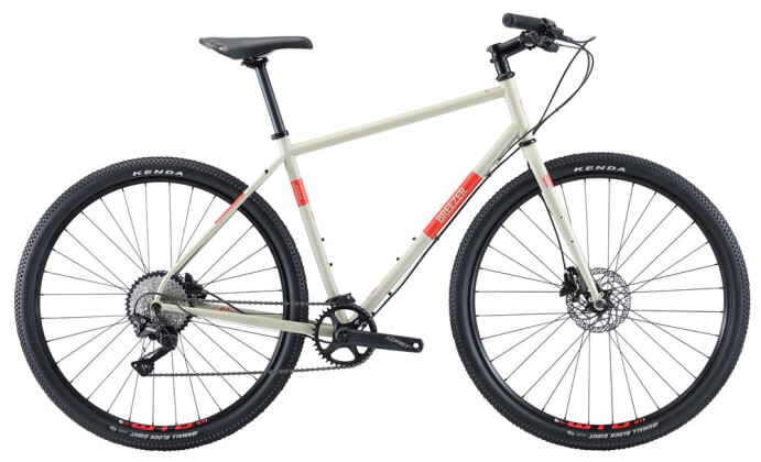 Crossbike Breezer Bikes RADAR CAFE 2020