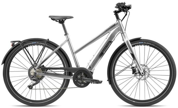 E-Bike Breezer Bikes Powerwolf Evo + ST 2020
