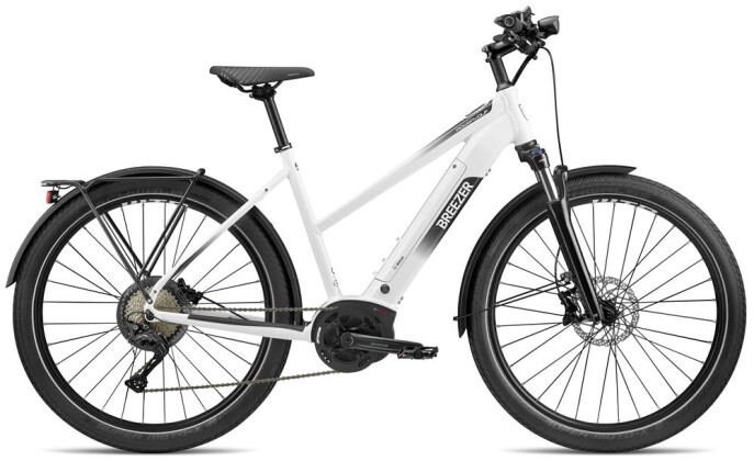 E-Bike Breezer Bikes Powerwolf Evo SM + ST 2020