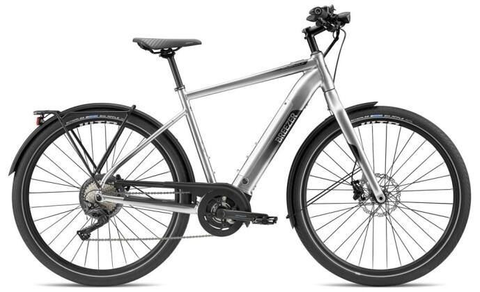 E-Bike Breezer Bikes Powerwolf Evo + 2020