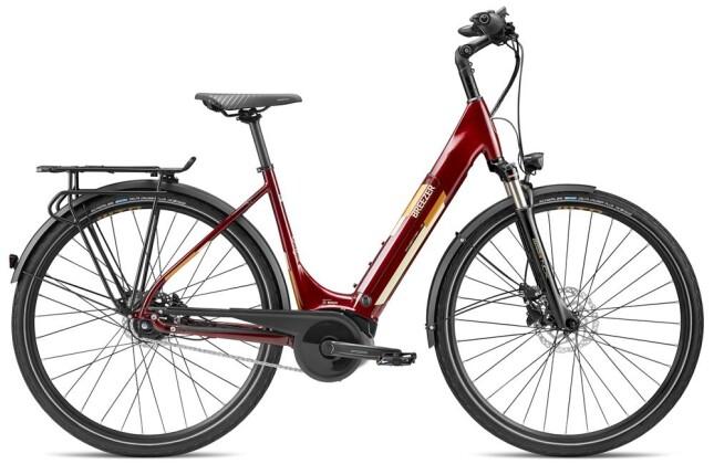 E-Bike Breezer Bikes Powertrip Evo IG 1.5+ LS 2020