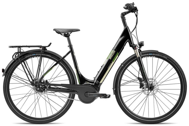 E-Bike Breezer Bikes Powertrip Evo IG 1.3+ LS 2020