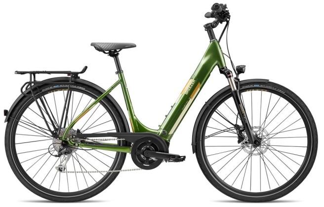 E-Bike Breezer Bikes Powertrip Evo 1.5+ LS 2020
